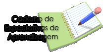 ícone caderno de expectativas