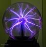 Plasma - fluído constituído de moléculas gasosas eletricamente neutras, íons positivos e elétrons negativos. O plasma constitui o quarto estado da matéria. <br /><br />  Palavras-chave: Propriedades da matéria, partículas atômicas, plasma, moléculas, íons, elétrons, matéria.