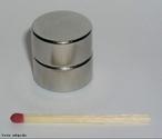 Ímãs que utilizam elemento químico Neodímio e que possuem um campo magnético mais forte do que os ímãs comuns. <br /><br />  Palavras-chave: Eletromagnetismo, ímã, neodímio, tabela periódica, campo magnético.