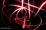 É um dispositivo que produz um feixe de luz coerente. <br /><br />  Palavras-chave:  Óptica, ondas, luz.