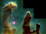 Constelação equatorial cruzada pela Via Láctea.  <br /><br /> Palavras-chave: Astronomia, gravitação universal, nebulosa, constelação, anos-luz, gases, luz, estrela.