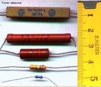 Resistor é um componente de um circuito elétrico que tem por objetivo limitar ou reduzir a corrente elétrica, diminuindo a voltagem, protegendo o circuito elétrico ou gerando calor e luz. <br /><br /> Palavras-chave: Resistor, eletrônica, energia elétrica, eletricidade, temperatura, resistência, tensão, calor, luz, potencial elétrico, corrente elétrica.