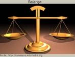 Uma balança é um instrumento que serve para comparar massas.