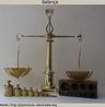 Uma balança é um instrumento que serve para comparar massas. <br /><br /> Palavras-chave: Massa, medida, comparação, matéria, densidade, leis de Newton, mecânica.