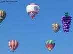 As principais forças que atuam sobre um balão são: a gravidade e a pressão. Para que um balão possa voar, a resultante das forças que atuam sobre ele deve apontar para cima. Basicamente, a diferença entre a pressão interna e externa do balão deve ser superior ao seu peso. Desta forma ele pode subir e voar para o alto. <br /><br /> Palavras-chave: Termodinâmica, pressão, densidade, gases, gravidade.