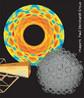 São superfícies com padronagens altamente ordenadas, feitas em nanoescala. Essas estruturas, baseadas nos quasicristais estão sendo usadas para manipular a luz como se ela fosse água. <br /> Palavras-chave: Fóton. Luz. Óptica.