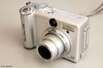 Câmera fotograica digital